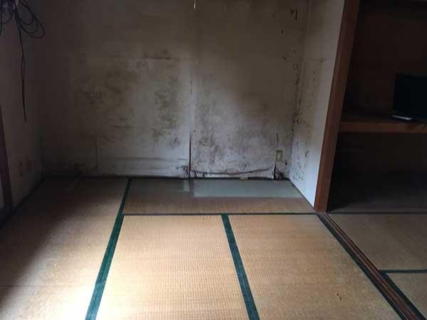 静岡県静岡市の遺品整理 S様の作業後1
