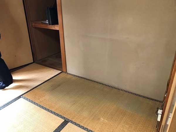 愛知県瀬戸市の遺品整理 K様の作業後3