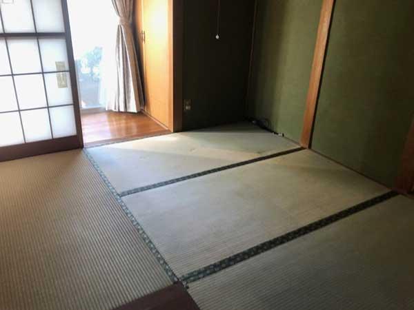 岐阜県岐阜市の生前整理 T様の作業後3