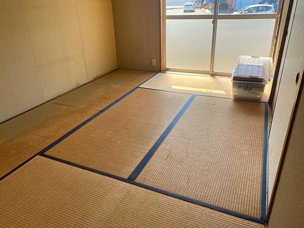 愛知県一宮市の遺品整理 Y様の作業後2
