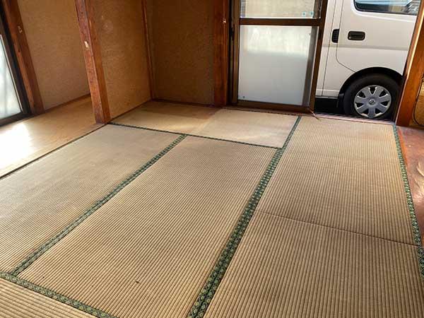 愛知県東海市の空き家遺品整理 I様の作業後3