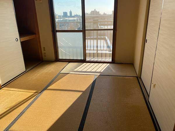 愛知県名古屋市の遺品整理 S様の作業後1