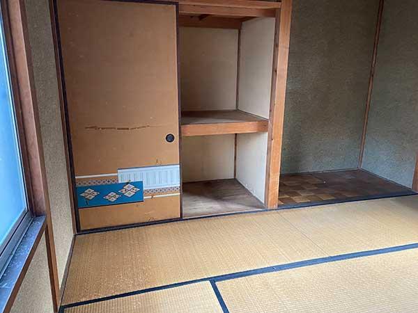 愛知県名古屋市の遺品整理 S様の作業後2