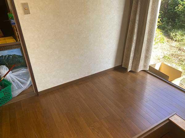 愛知県瀬戸市の遺品整理 T様の作業後1