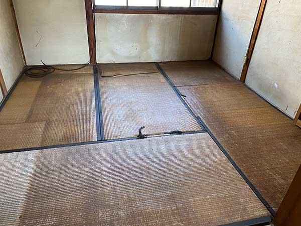 愛知県名古屋市の遺品整理 H様の作業後1