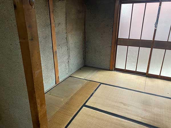 愛知県名古屋市の遺品整理  M様の作業後2