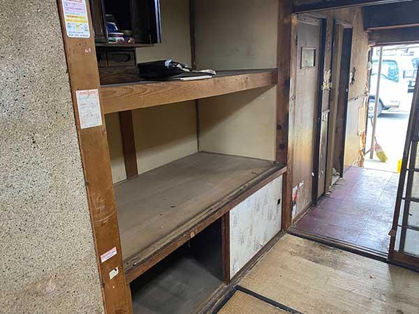 愛知県名古屋市の遺品整理  M様の作業後3