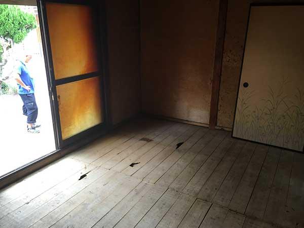 愛知県刈谷市の遺品整理 U様の作業後3