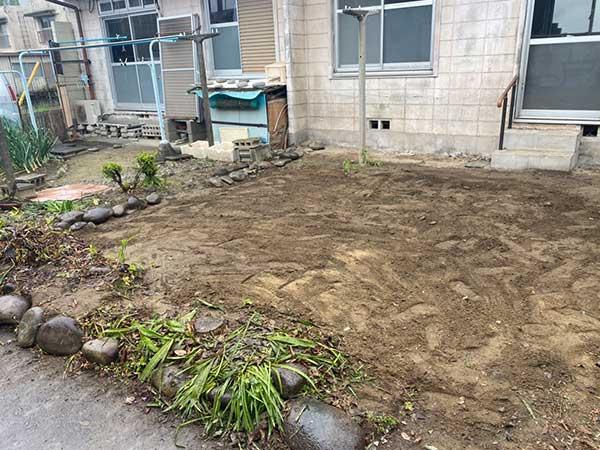 愛知県一宮市の生前整理 A様の作業後3