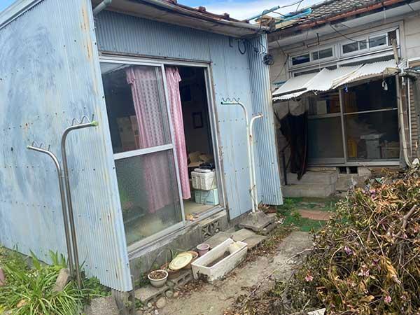愛知県一宮市の生前整理 A様の作業前3
