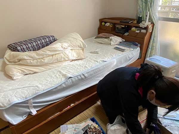 愛知県名古屋市の生前整理 N様の作業前3