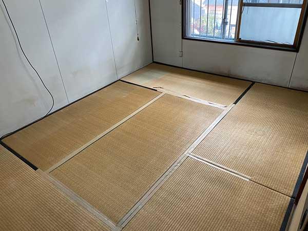 愛知県一宮市の生前整理 S様の作業後3