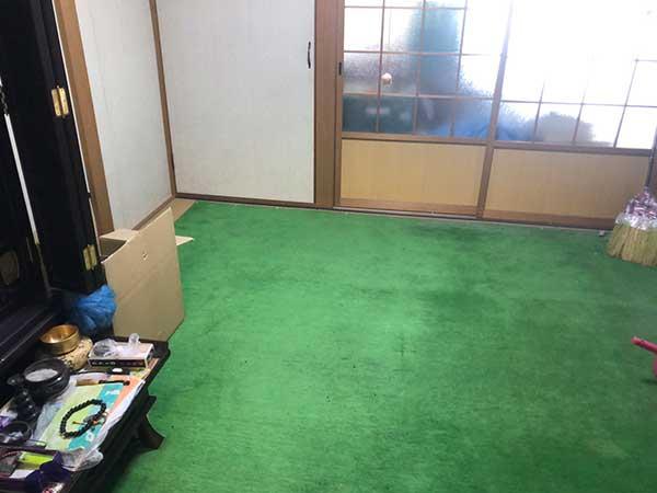 愛知県名古屋市の生前整理   O様の作業後2