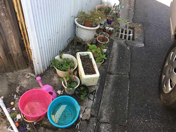愛知県名古屋市の生前整理  H様の作業前3
